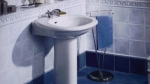 Restauro bagno e piastrelle